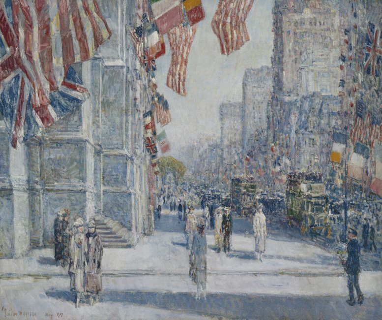 hassam-early-morning-on-the-avenue-addison-gallery
