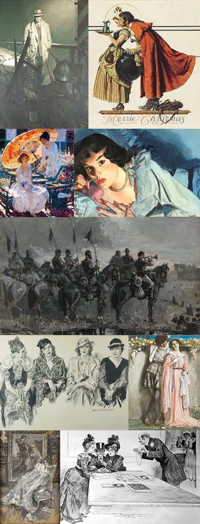 mortycollage